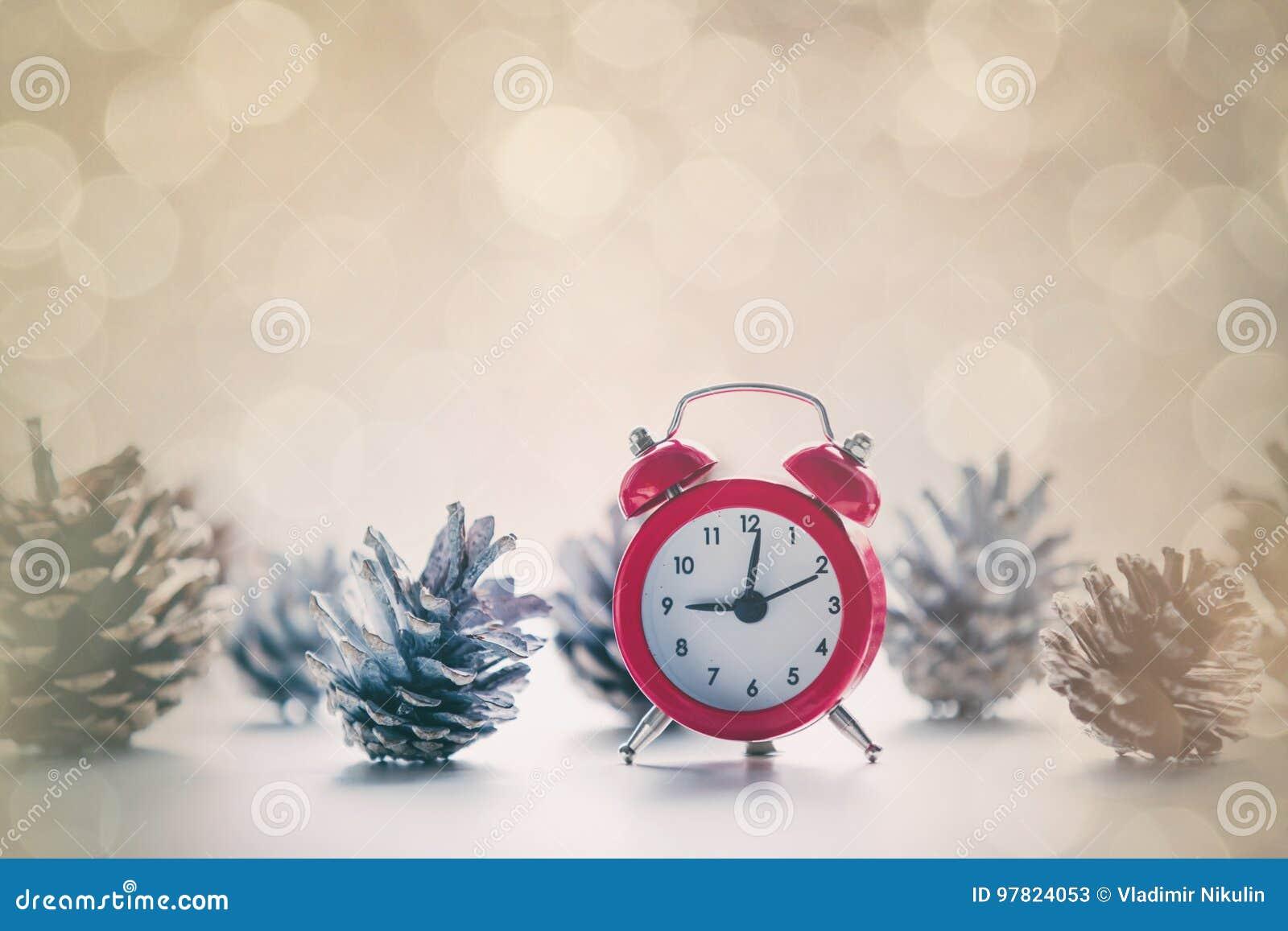 Despertador en la Navidad