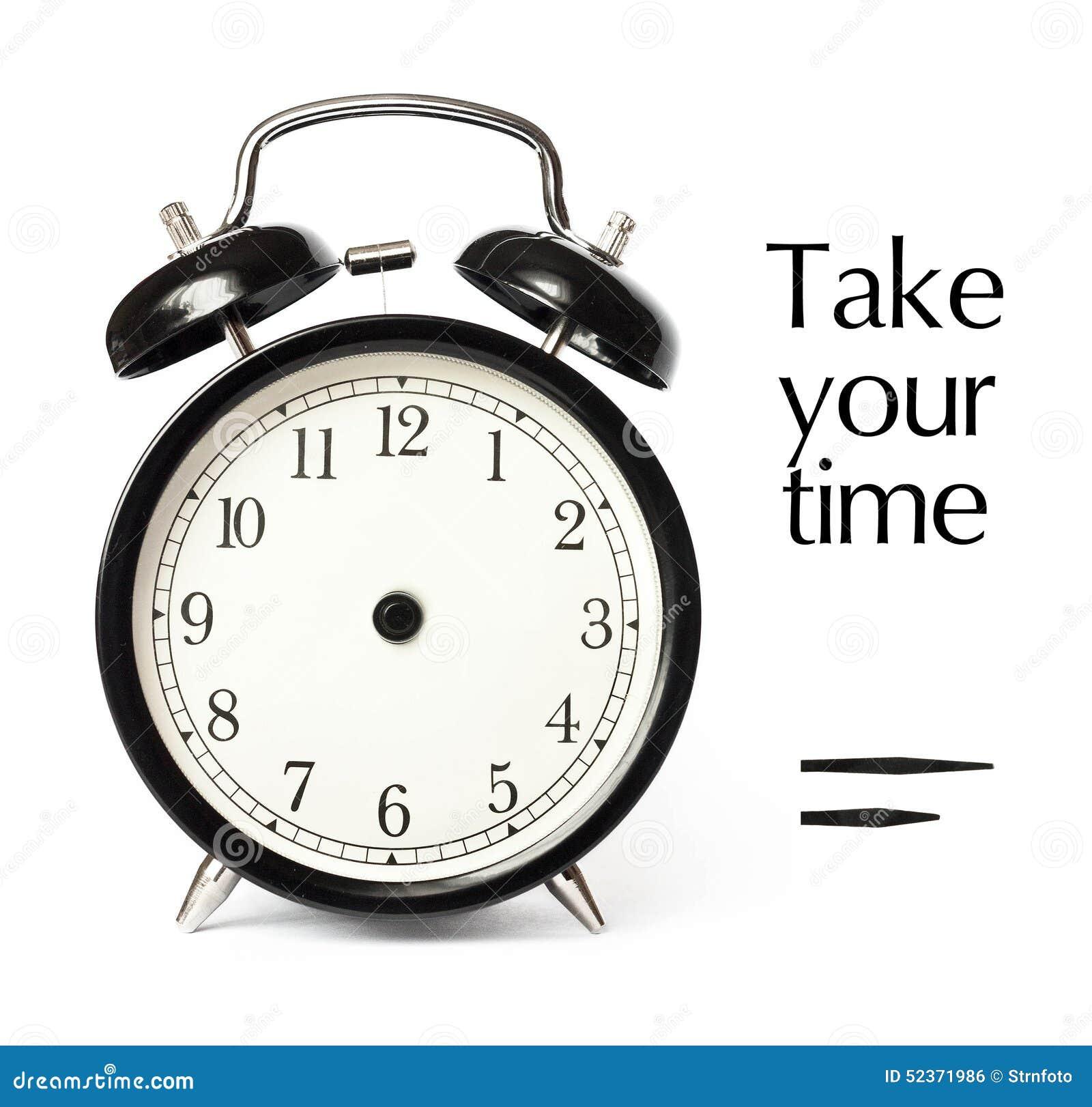 Despertador opcional do tempo