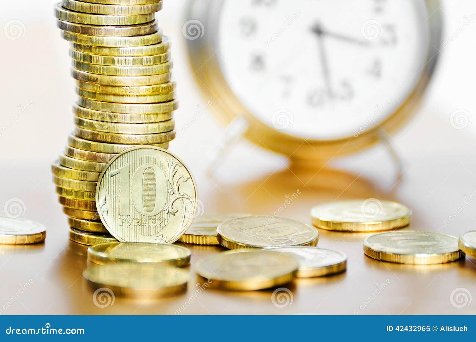 Despertador y dinero