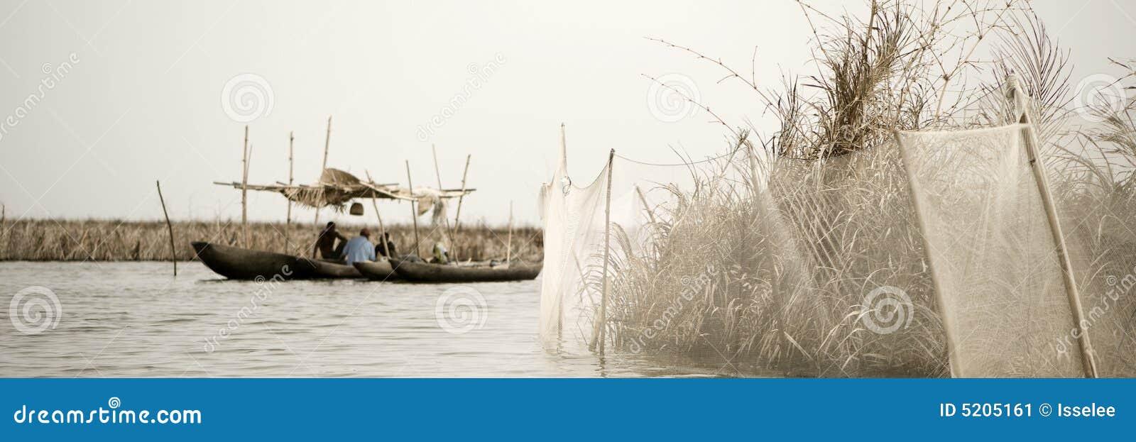 Desporto de barco em África