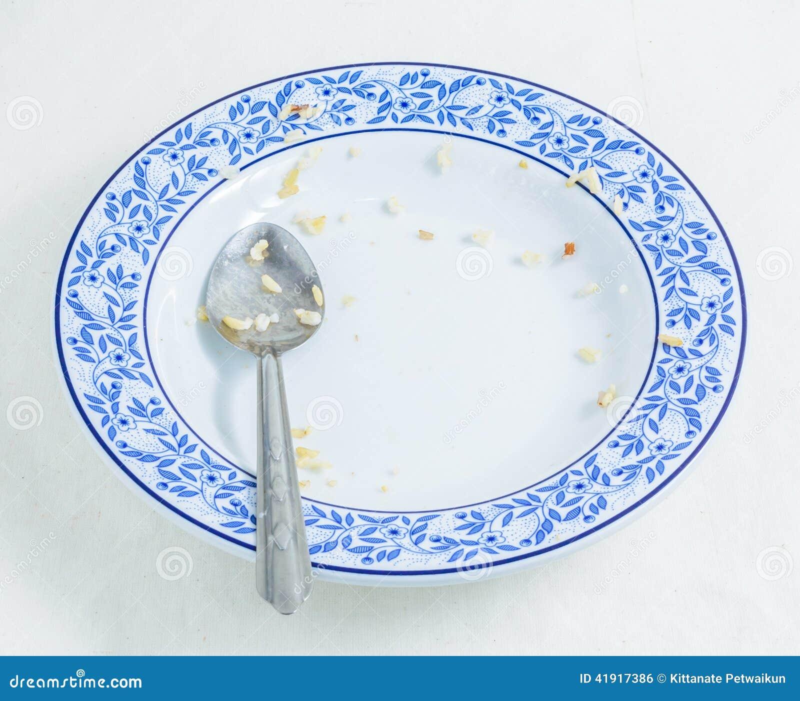 Después de comida