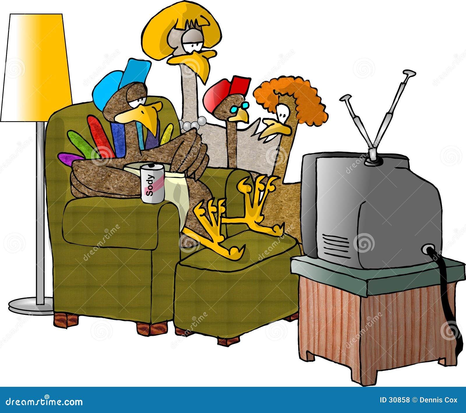 Download Después De La Cena Grande De Turquía Stock de ilustración - Ilustración de thanksgiving, historieta: 30858