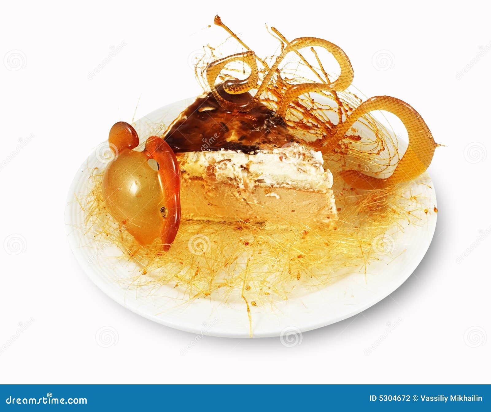 Download Dessert #7 fotografia stock. Immagine di piastra, crema - 5304672