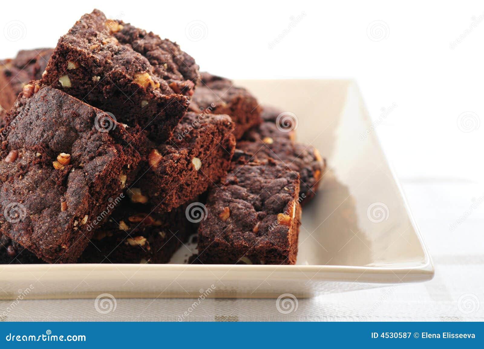 Dessert dei brownie