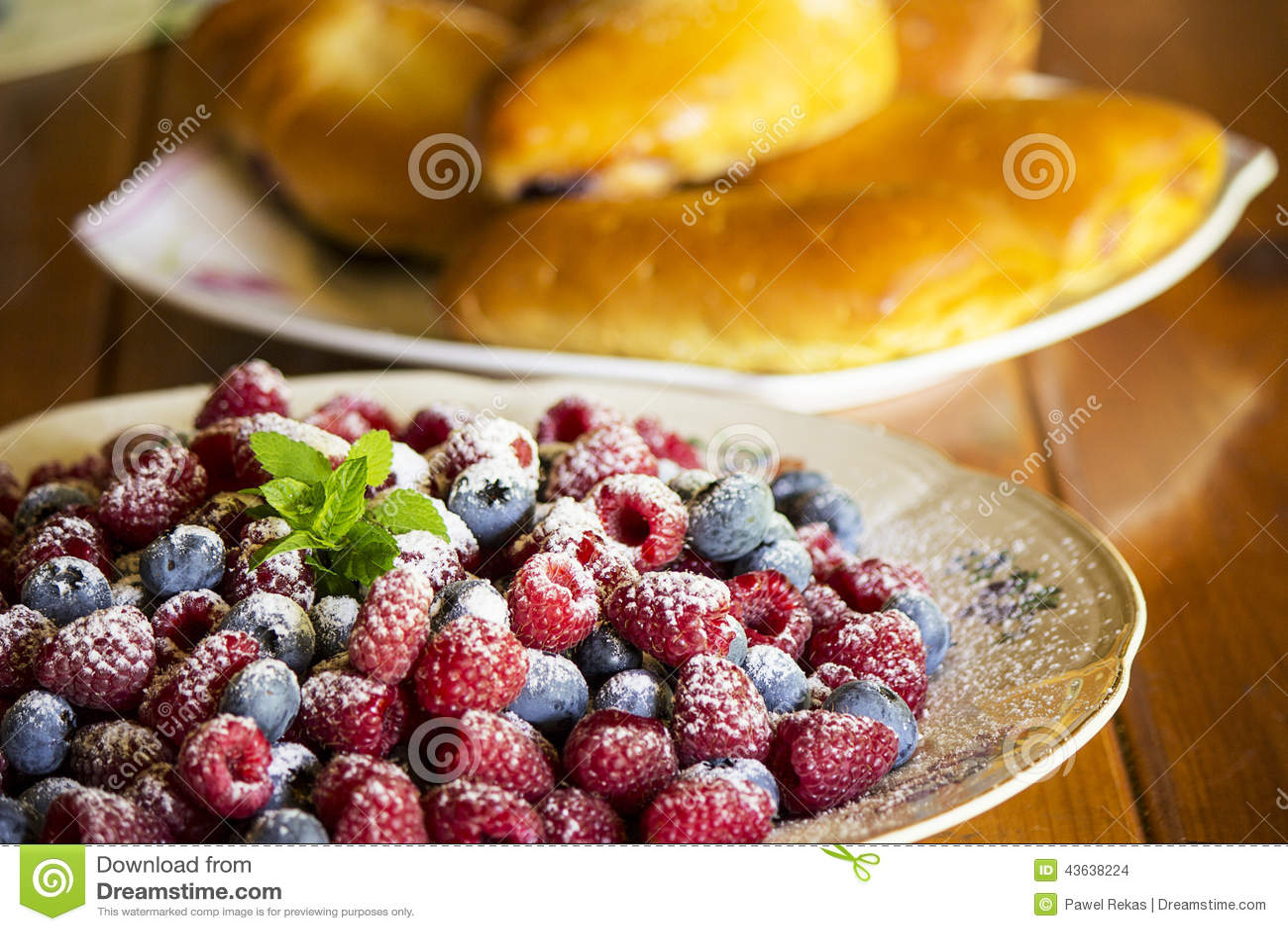 Raspberry-Blueberry Gazpacho With Fresh Mint Recipes — Dishmaps
