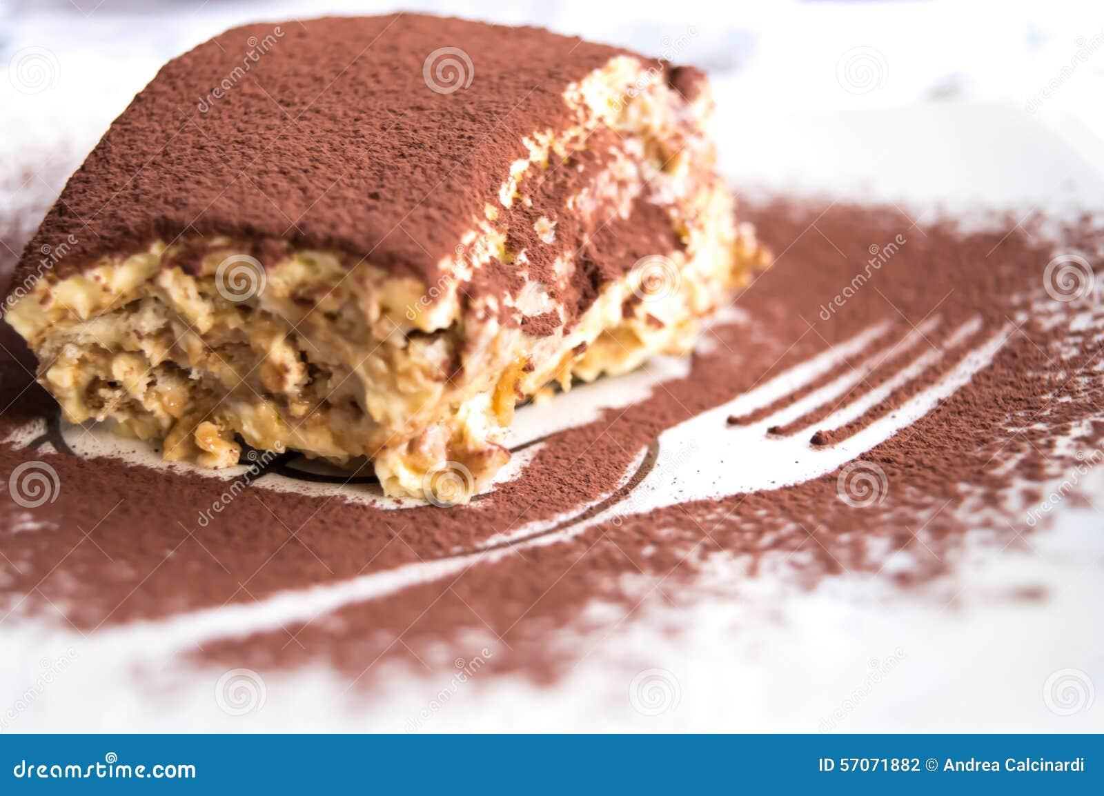 Dessert tiramisà ¹