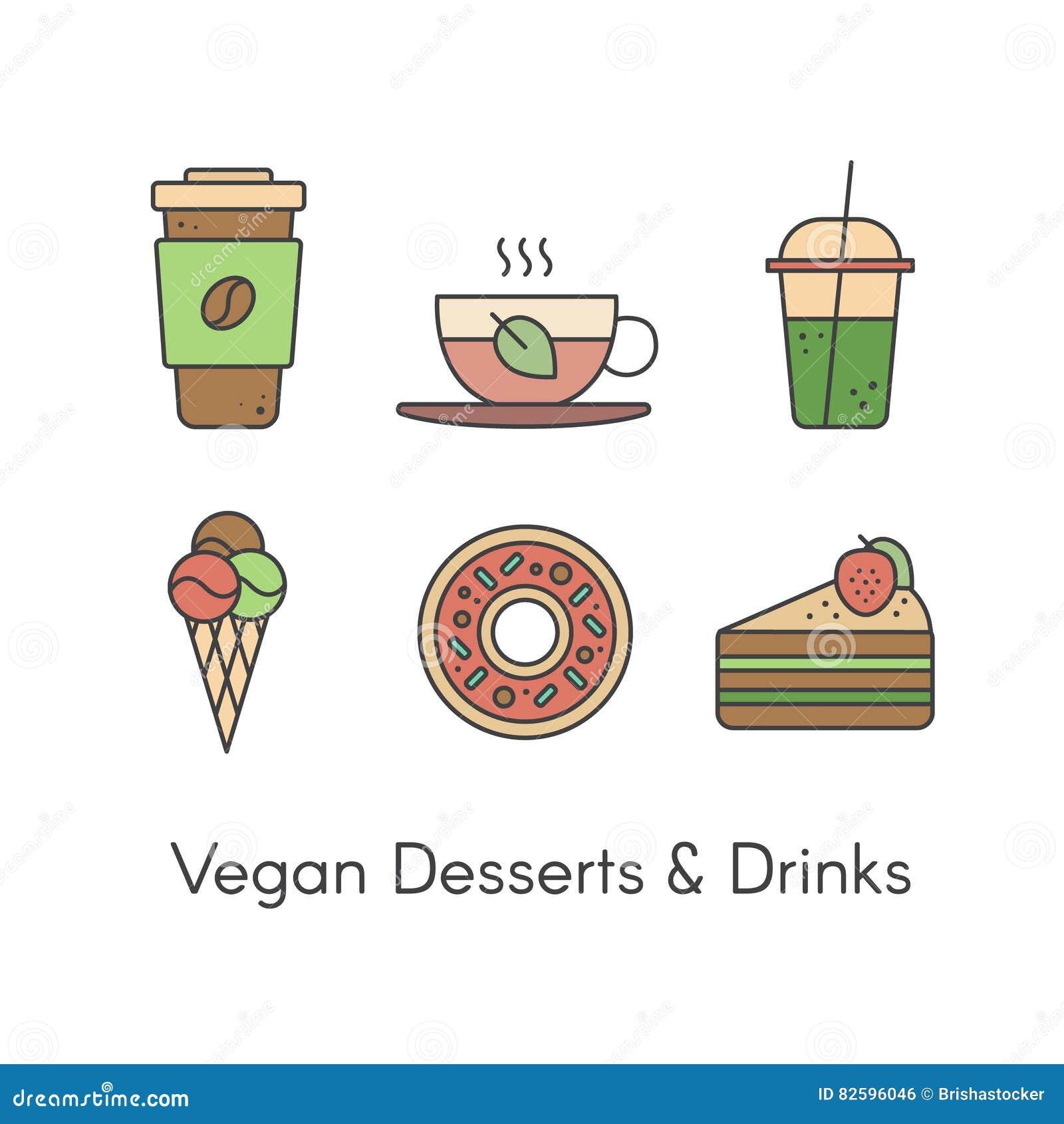 Coffee organic tea - Royalty Free Vector