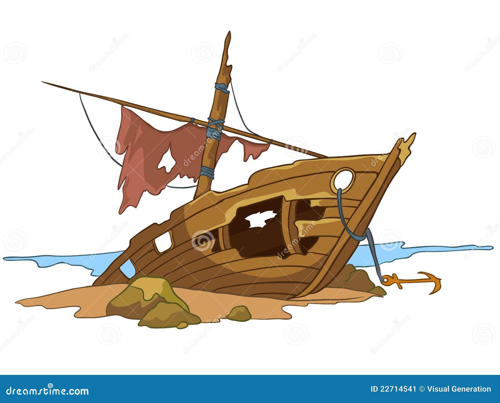 Dessin anim sous marin illustration de vecteur - Dessin sous marin ...