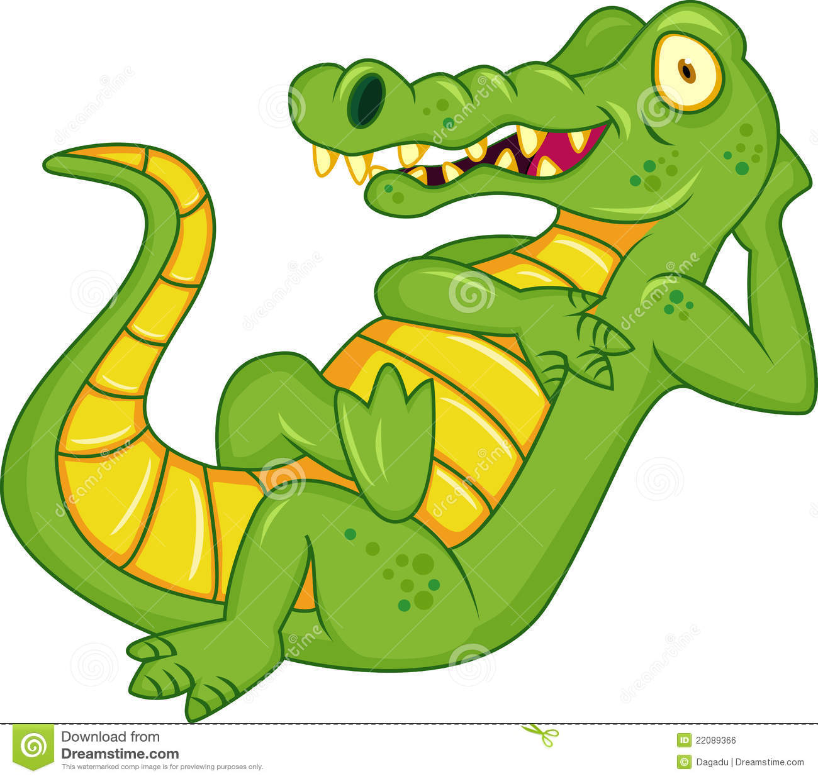 404 not found - Dessin anime crocodile ...