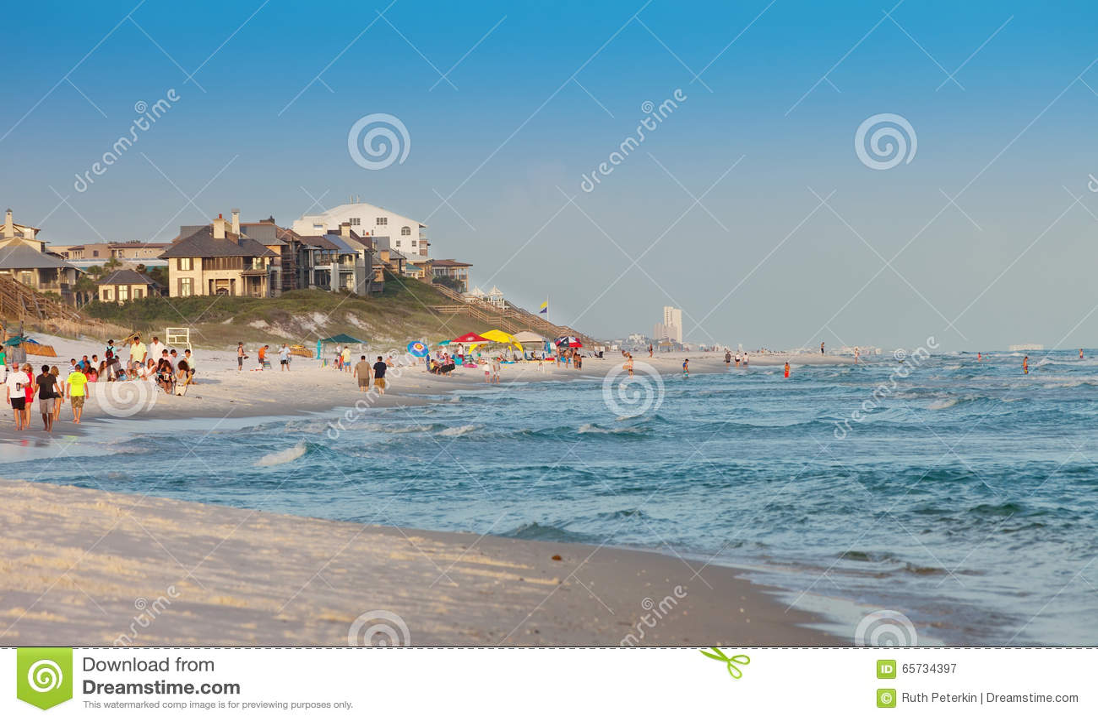 Destin-Strand in Florida