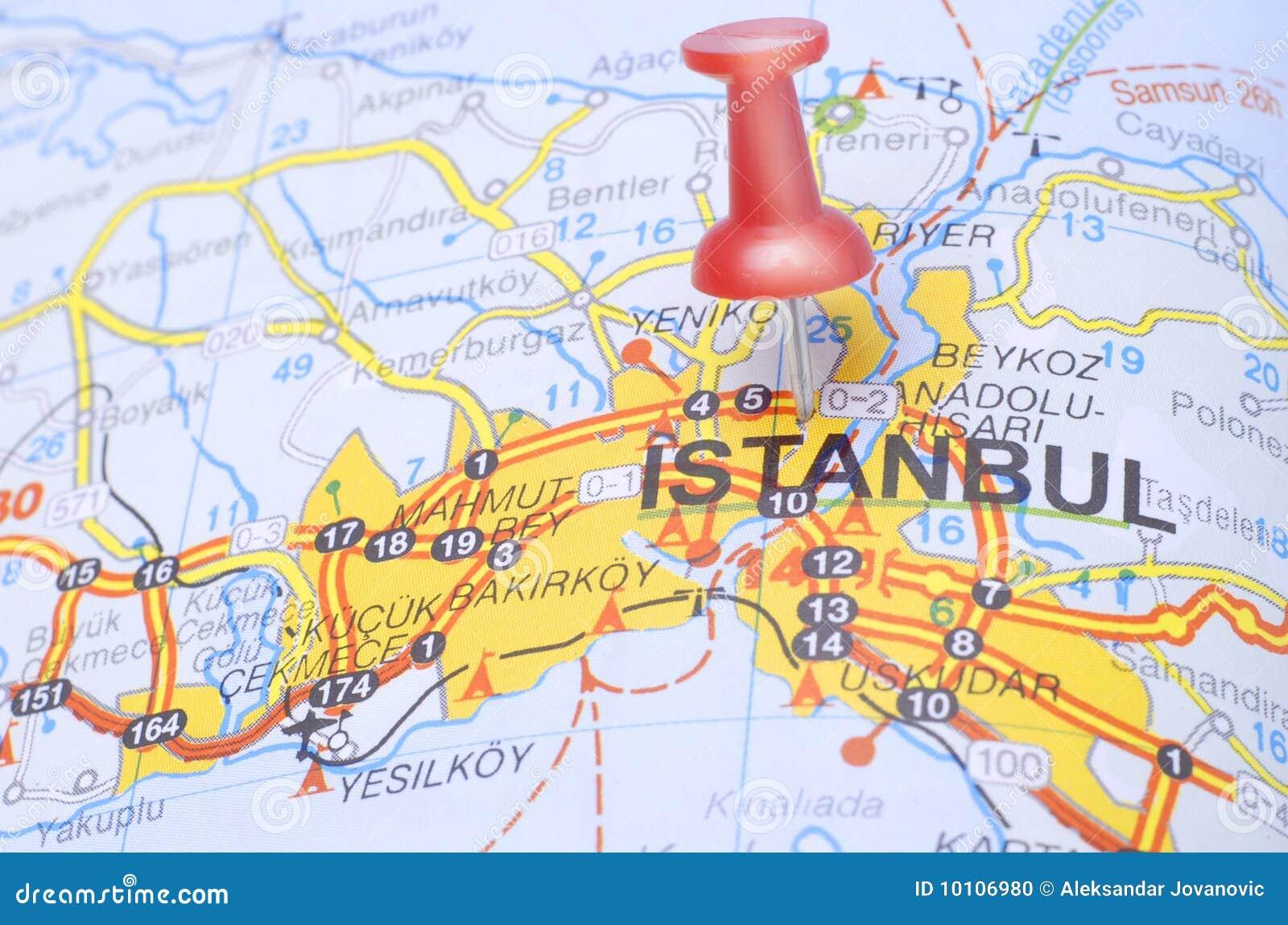 pin turkey map on - photo #5