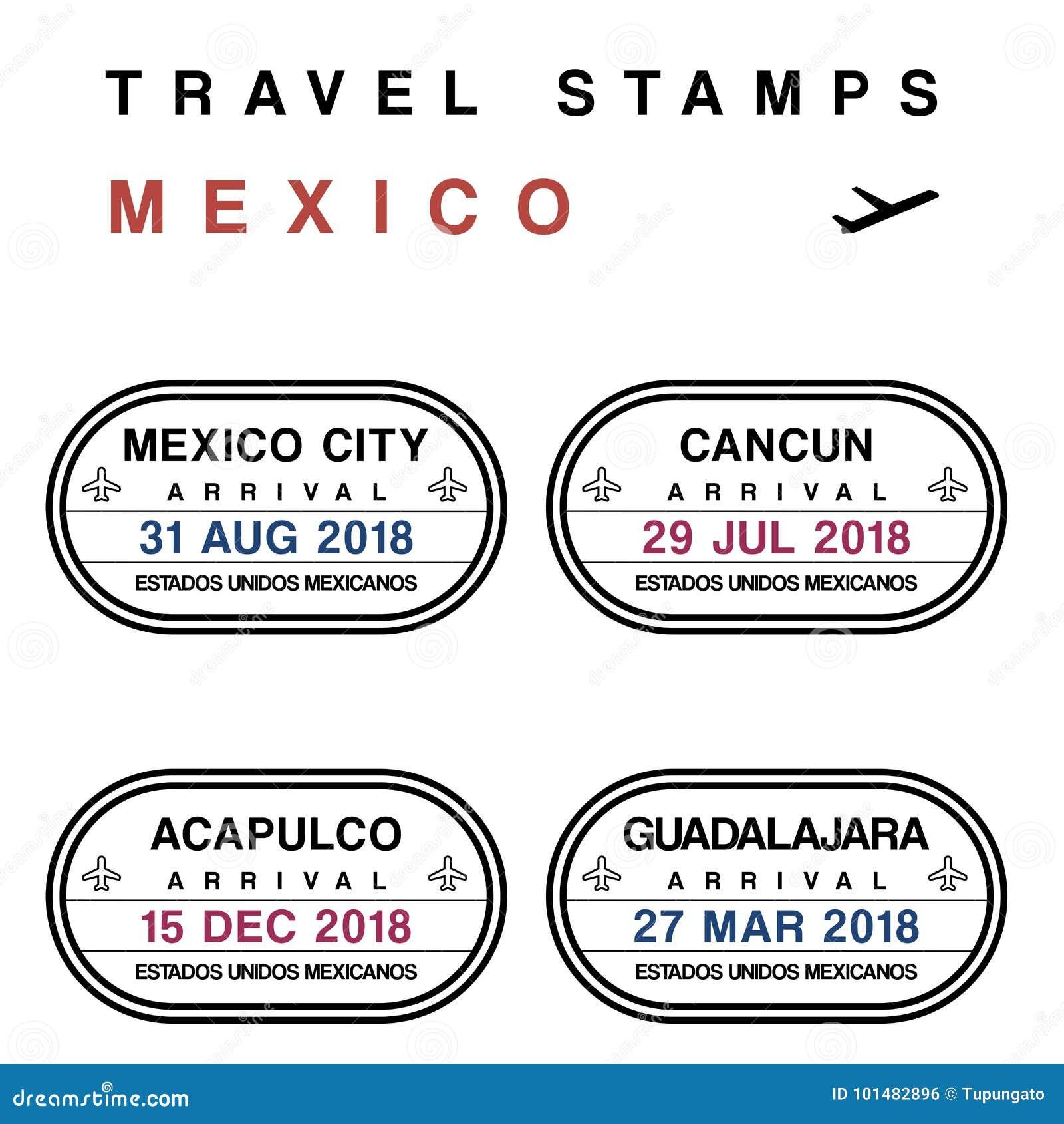 Destinations de voyage du Mexique
