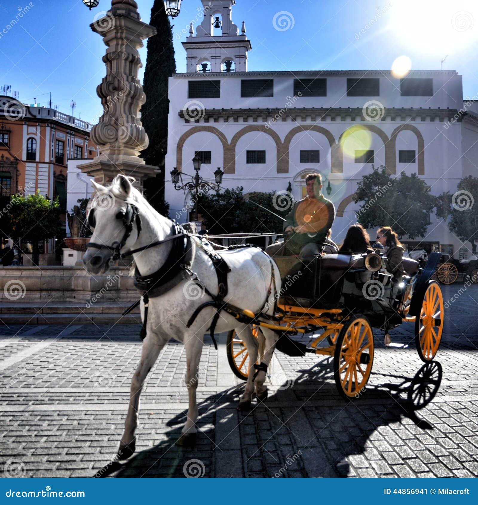 Destino español, Sevilla