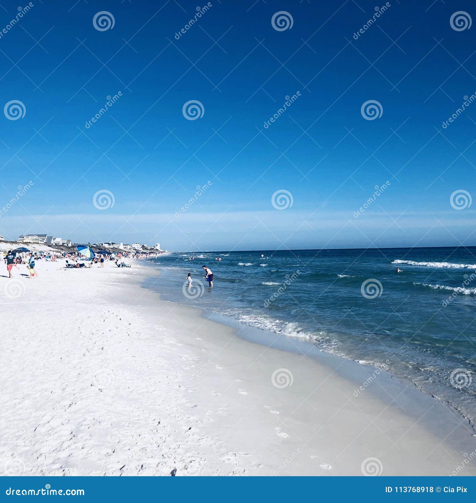 Destinstrand in Florida