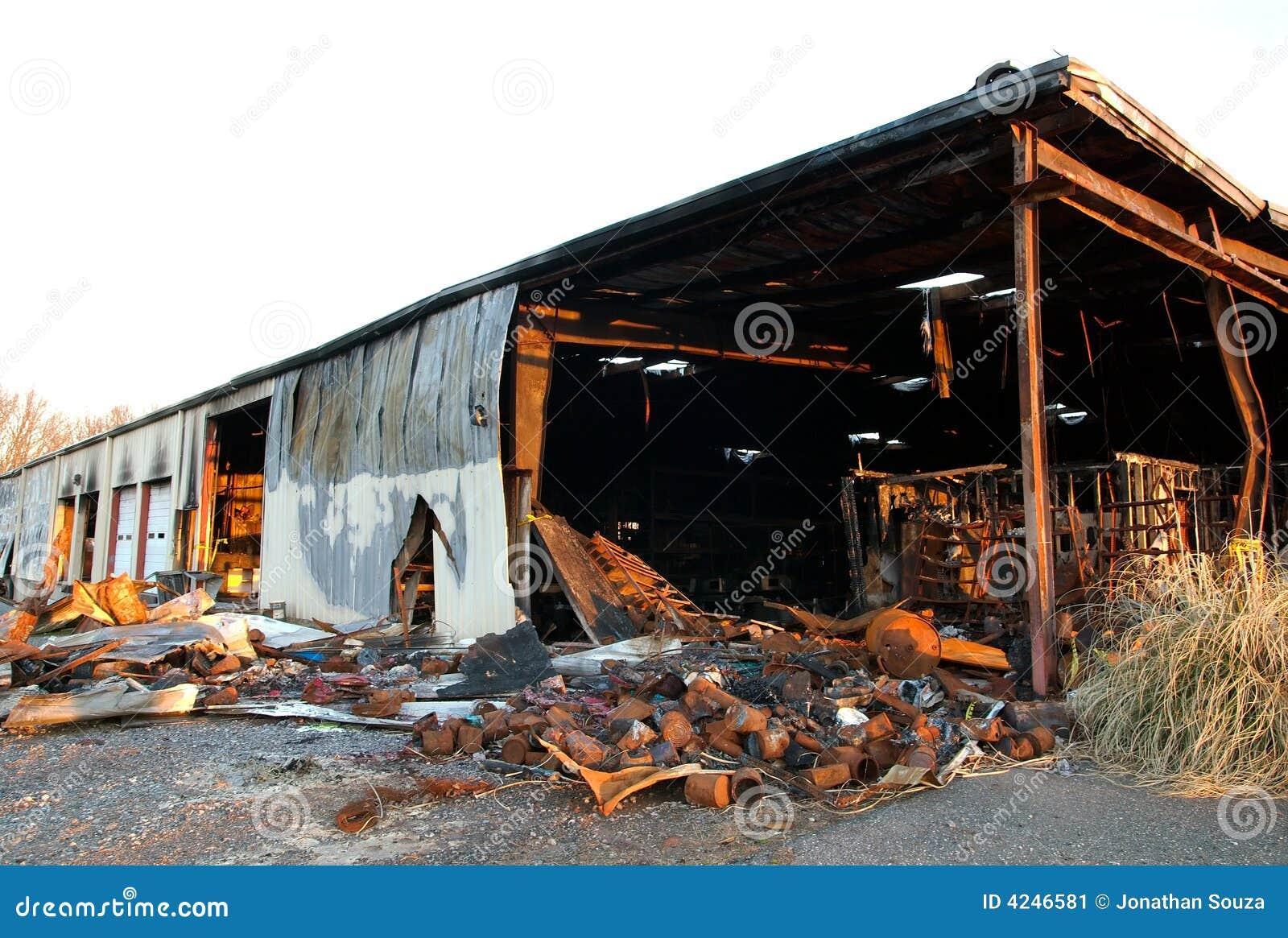 The destruction of fire 02