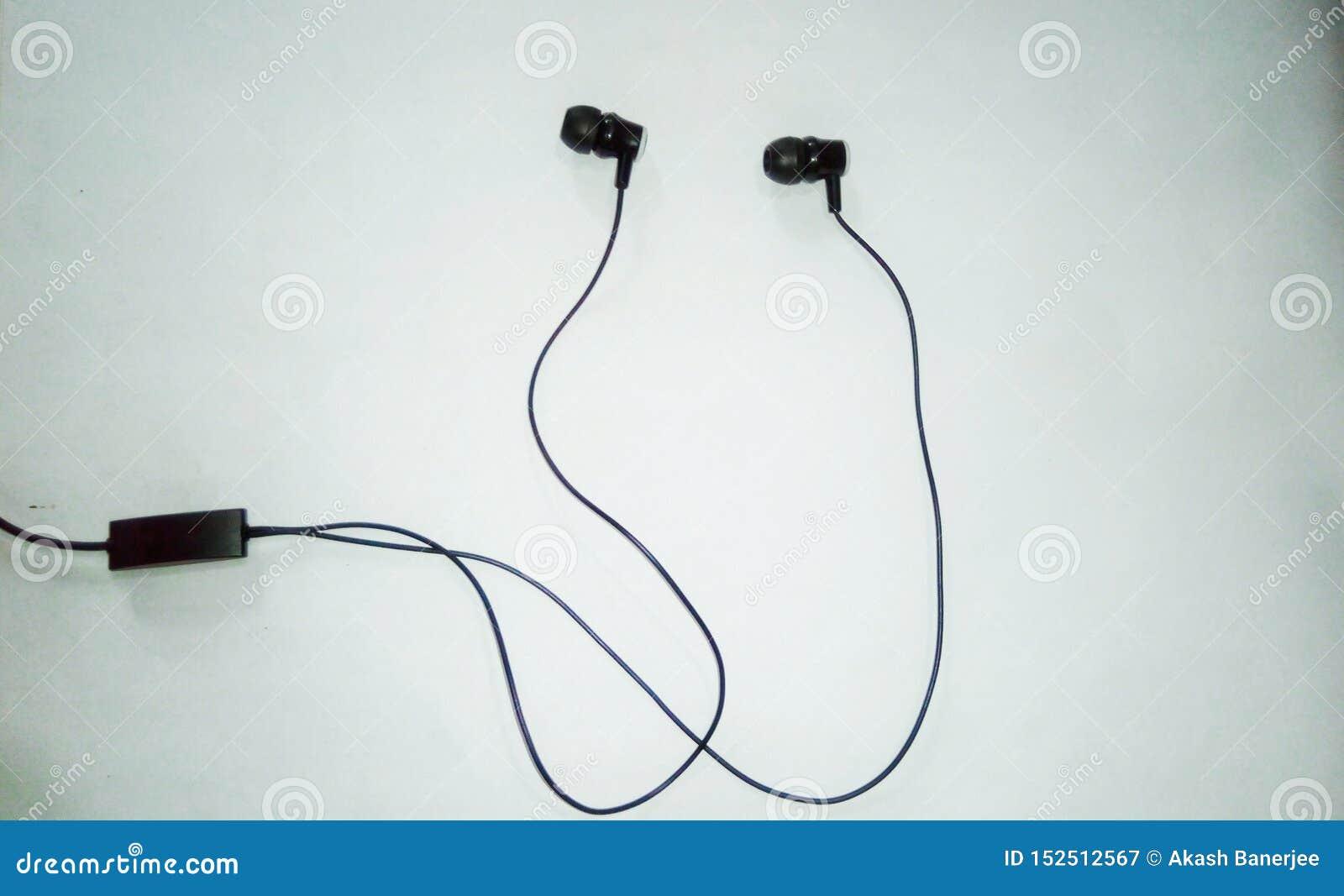 Det är en headfon