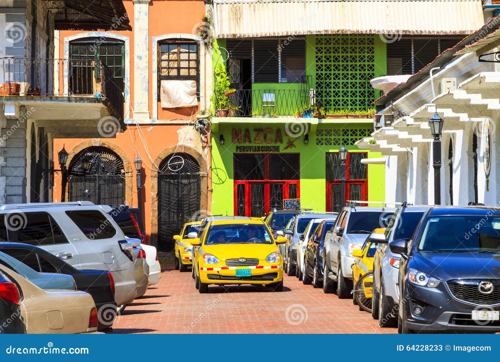 Det gamla Panamaet City