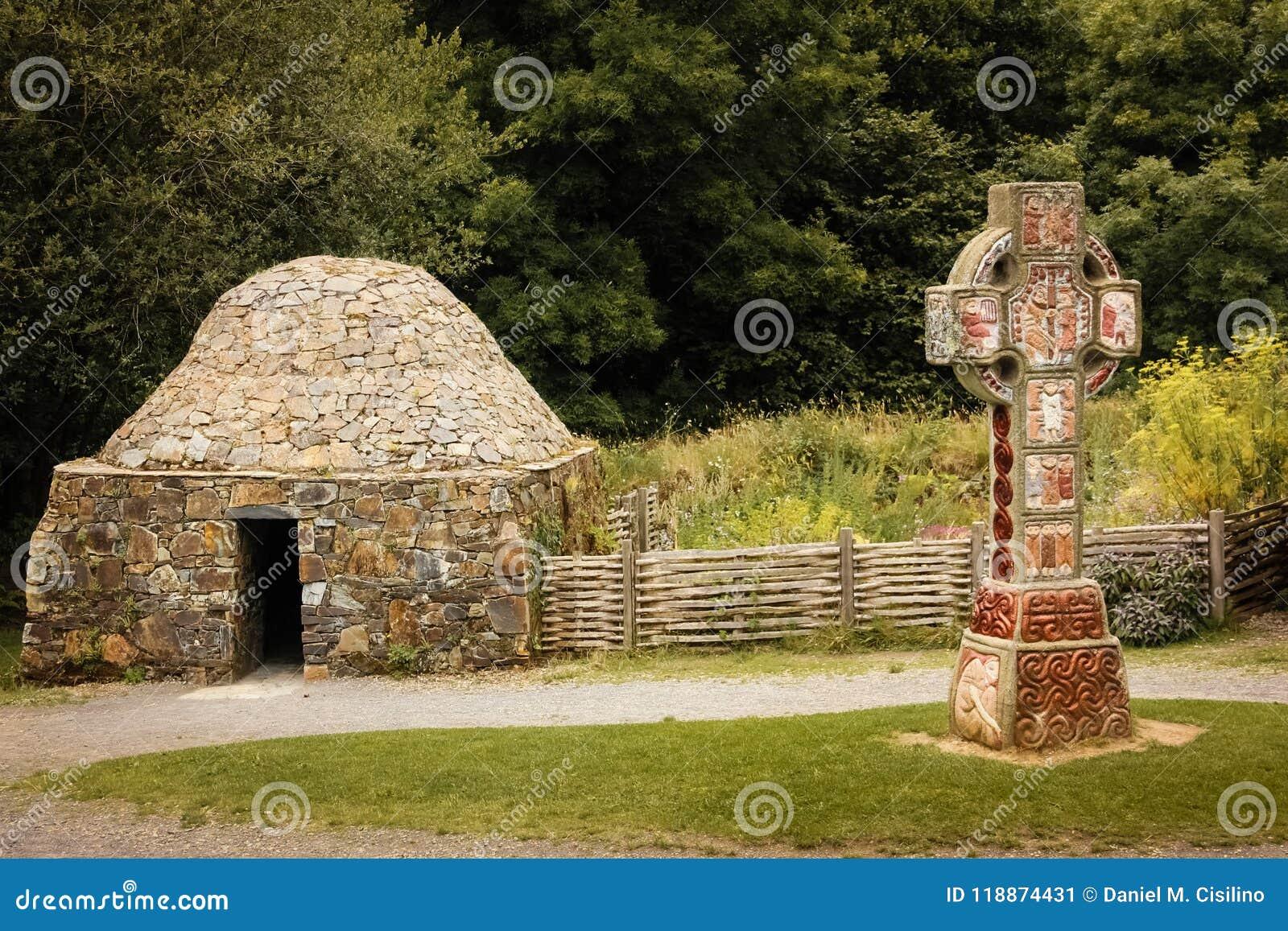 Det irländska nationella arvet parkerar Wexford ireland