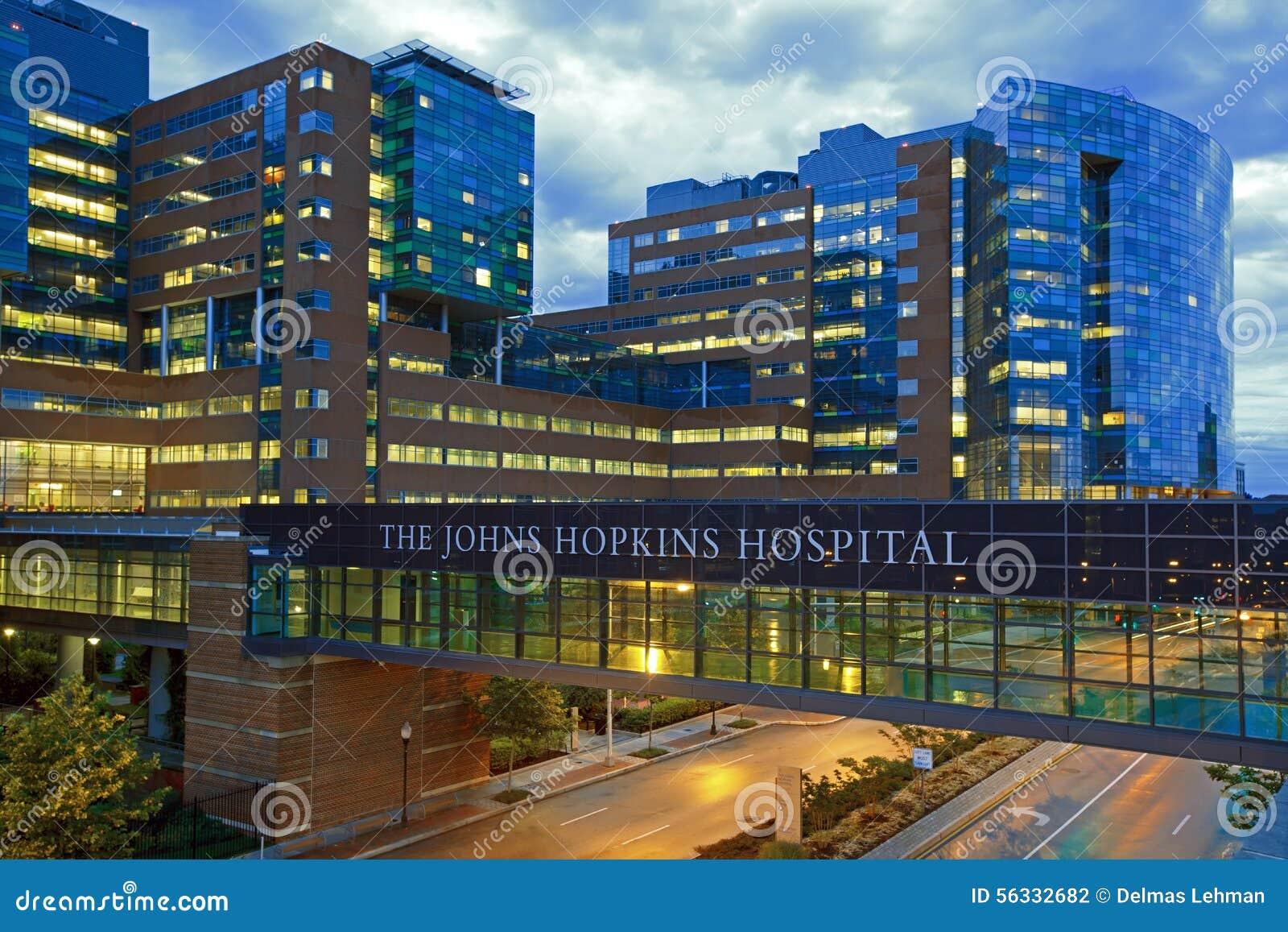 Det Johns Hopkins sjukhuset