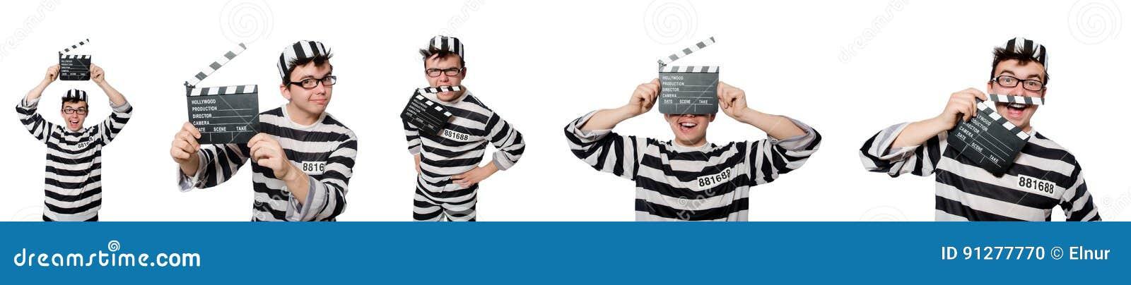 Det roliga fängelseintagen i begrepp