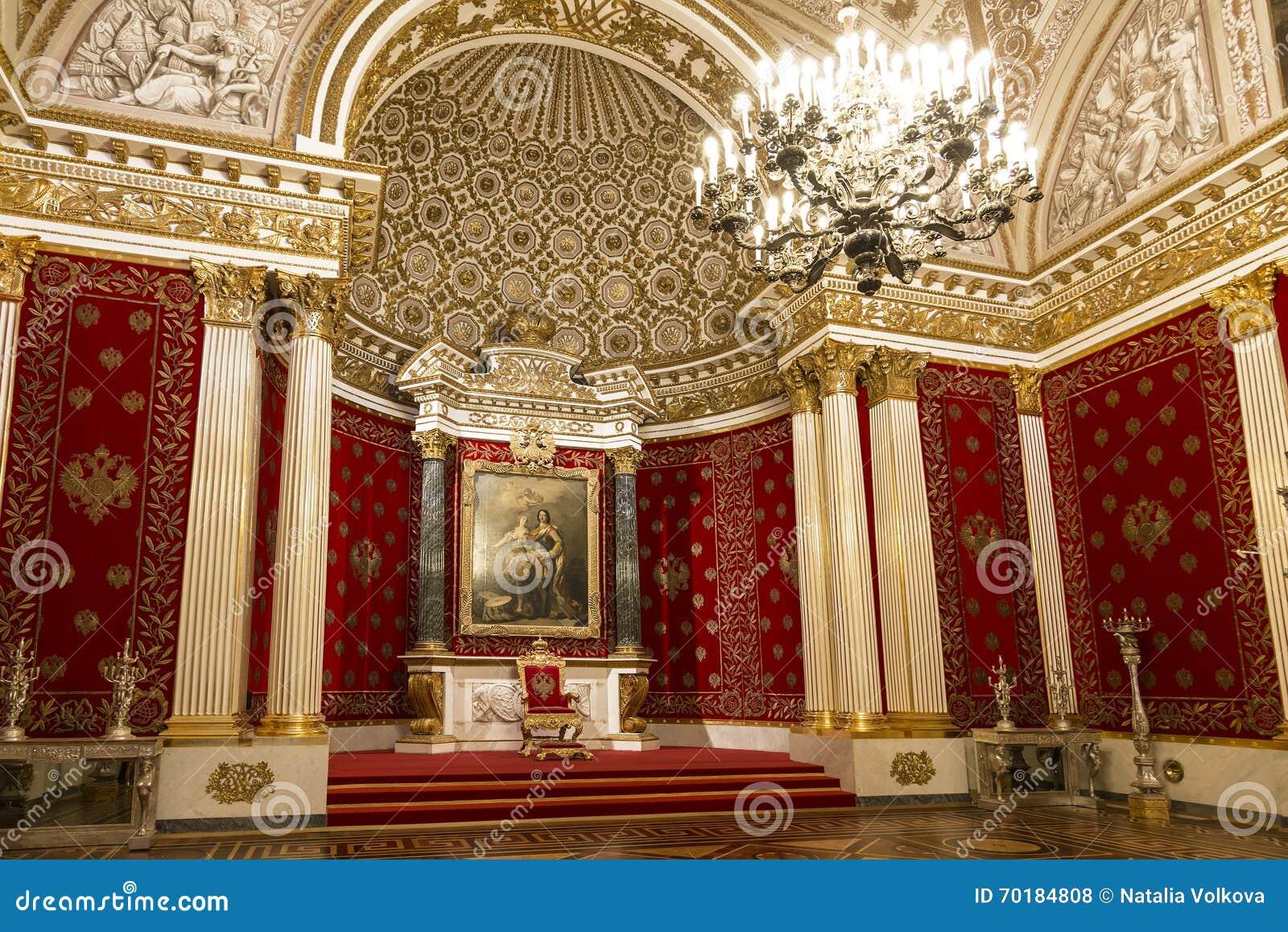 Det statliga eremitboningmuseet, Peter eller litet biskopsstolrum,
