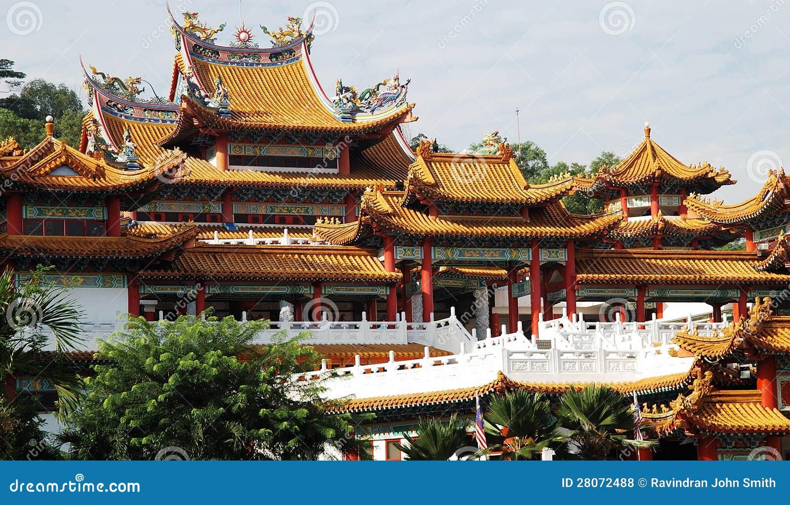 Det Thean Hou tempelet