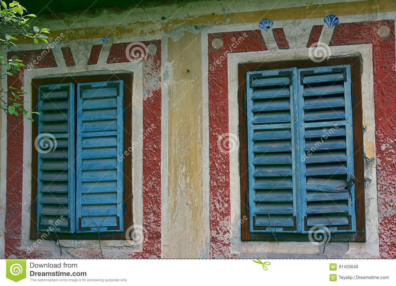 Detail Of Abandoned House Stock Photo Image Of Spooky