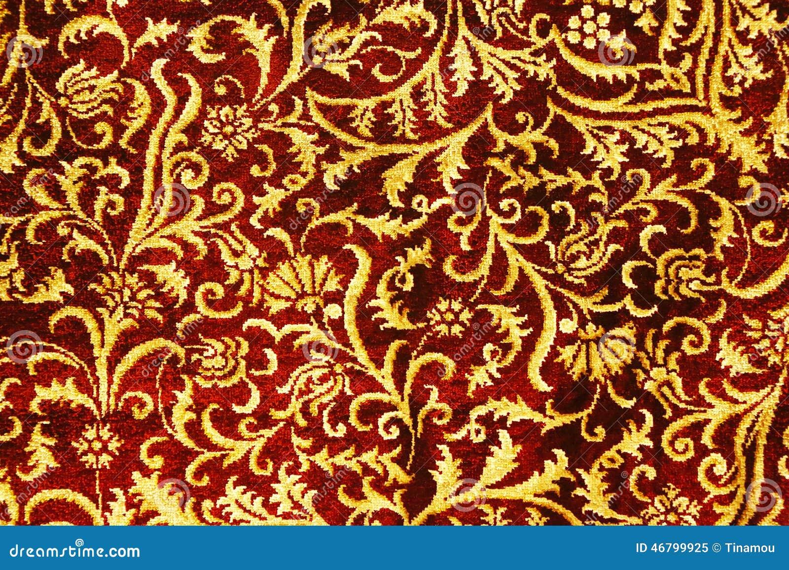 detail of carpet drawing turkey stock photo image 46799925