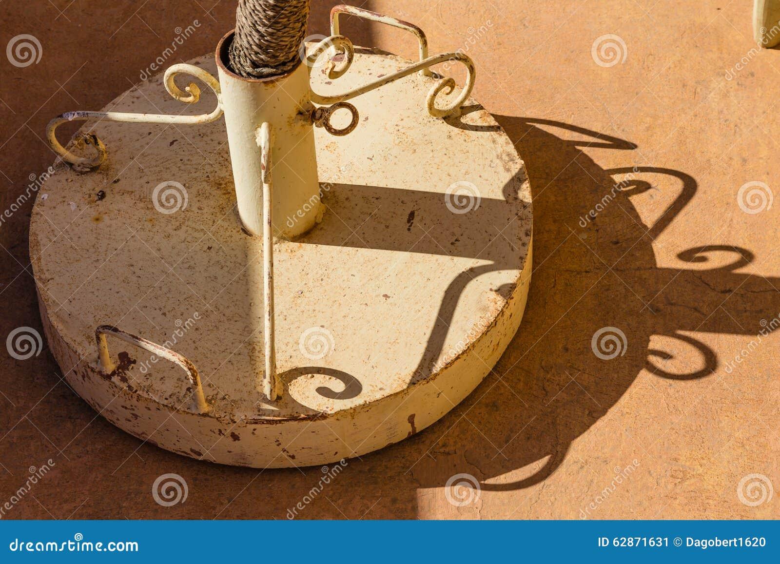 Detail Der Terrasse Stockbild Bild Von Farbe Afrika 62871631