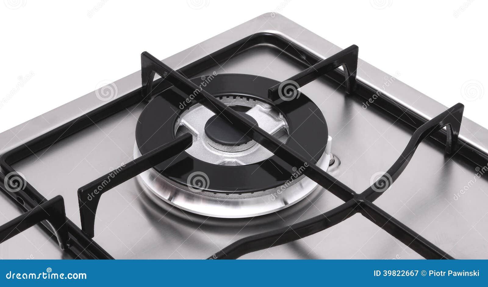 Kitchen Hob Cartoon ~ Gas hob detail stock photo cartoondealer