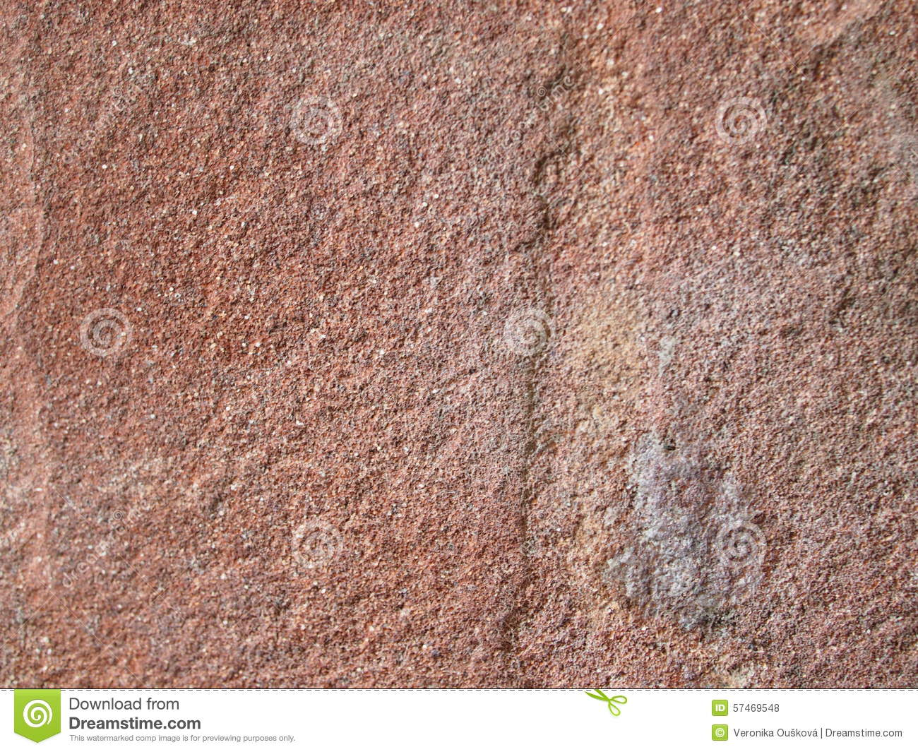 Detail Look At Arkosic Sandstone Stone Stock Photo - Image: 57469548
