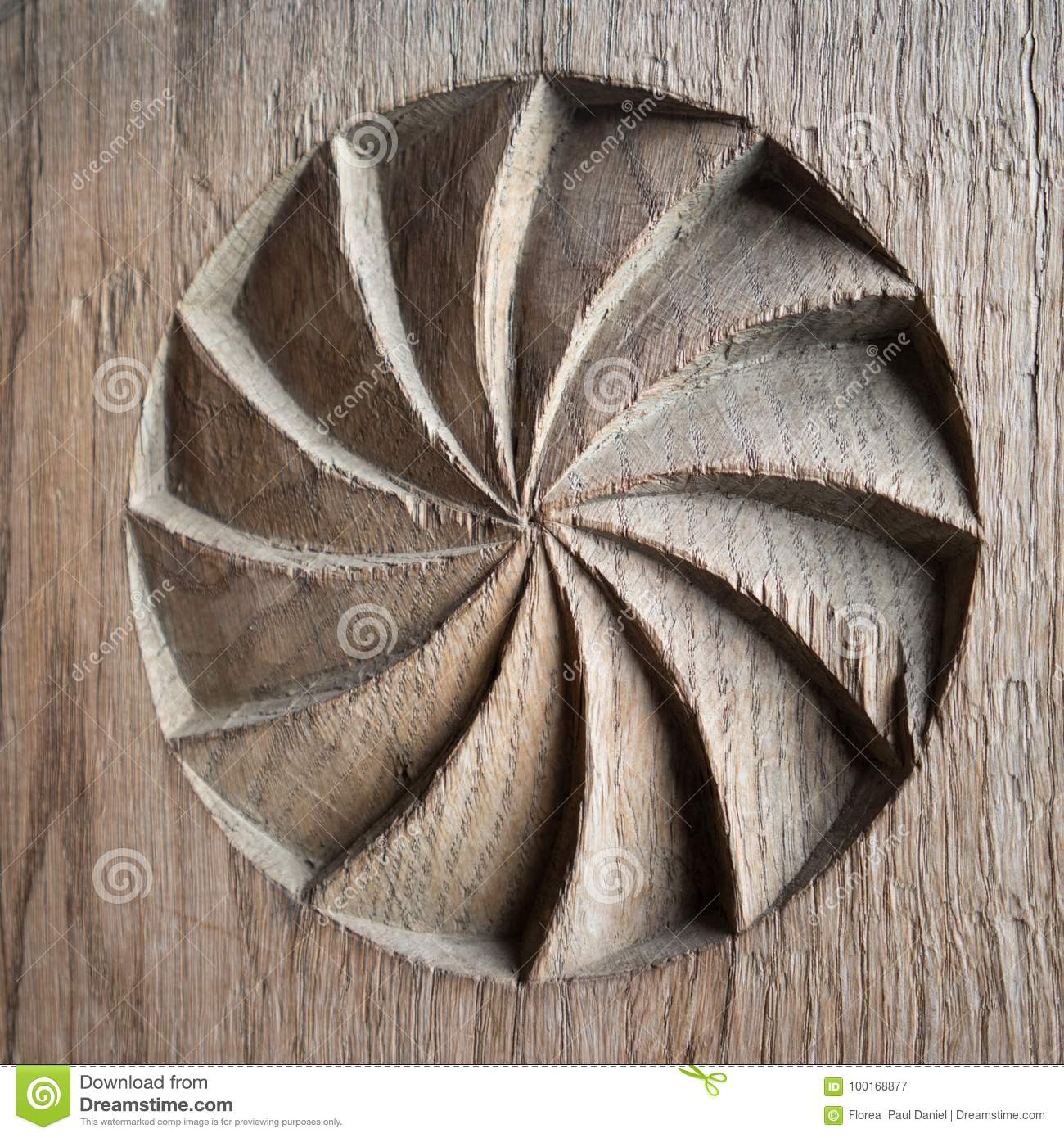 Old wood carved detail stock image image of shape pattern