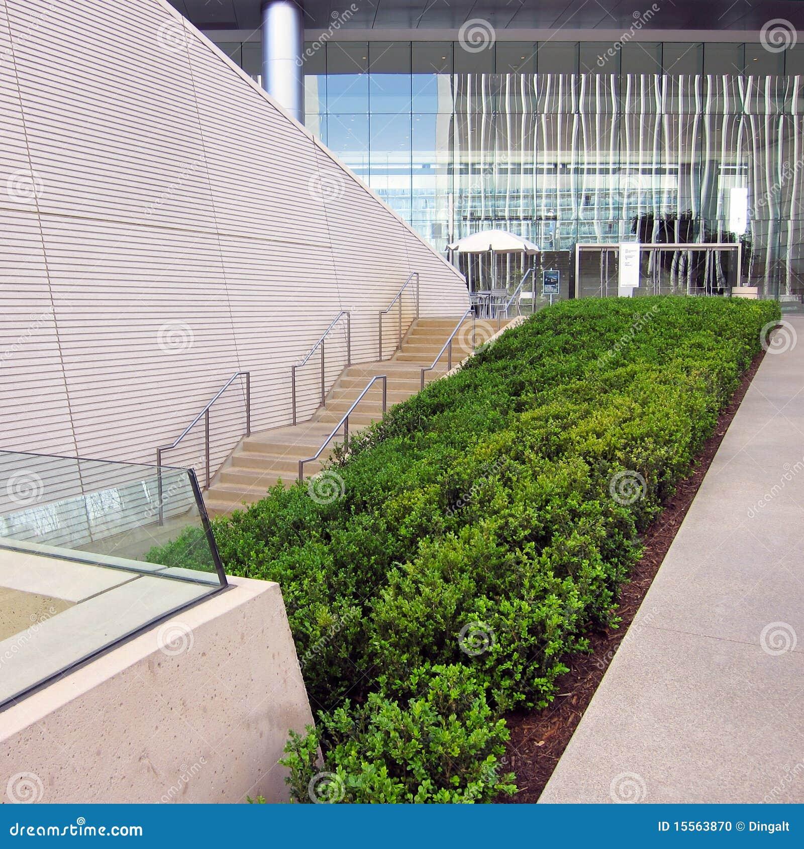 Detail van een modern terras stock foto beeld 15563870 - Decoratie van een terras ...