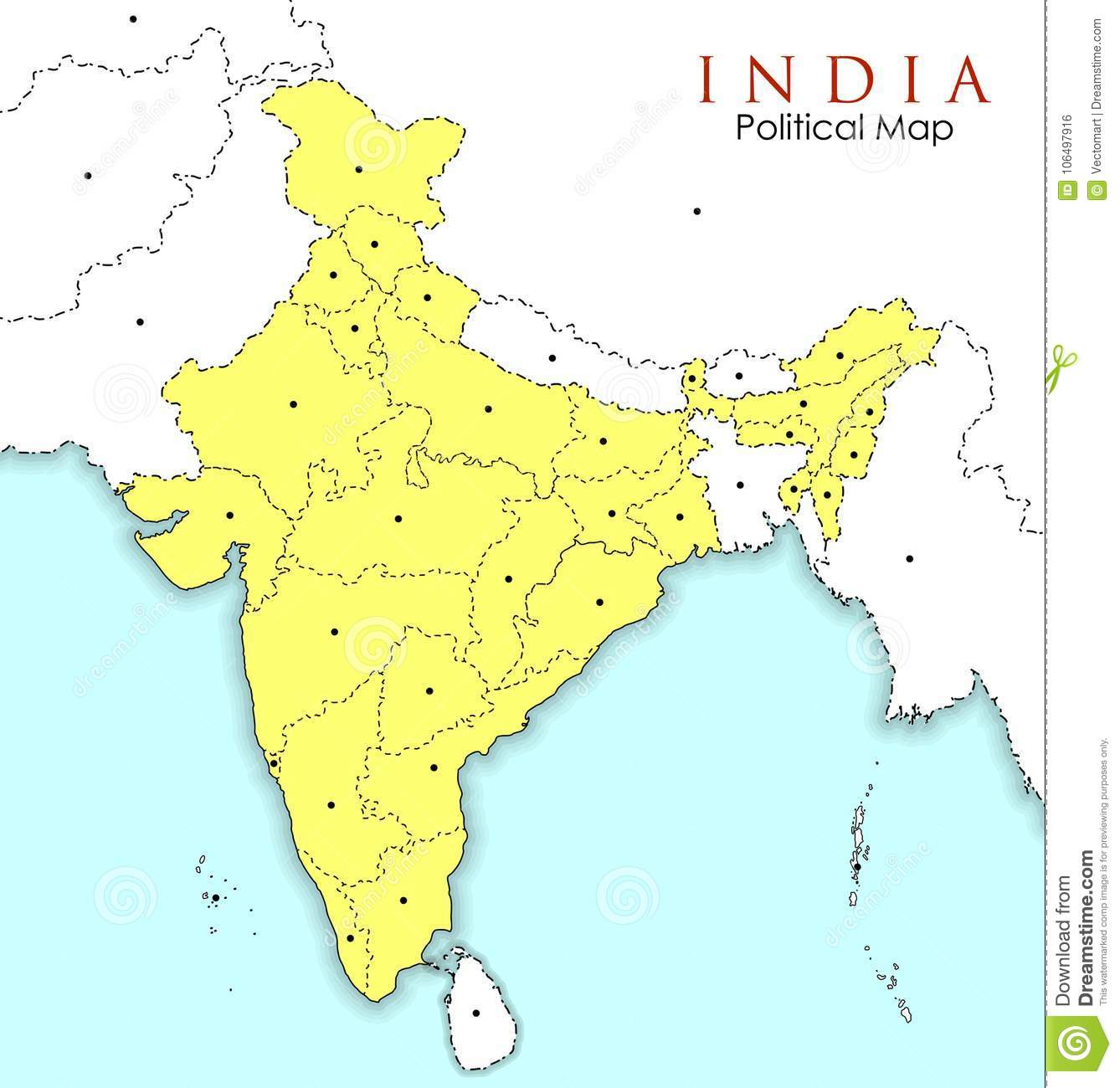 Detailed Map Of India, Asia With All States And Country ... on india bali map, india se, india map usa, india russia map, india on map, india yellow river map, india south asia, india continent map, india australia map, india heart map, india europe map, india region map, india population growth map, india in asia, mughal empire india map, tohoku japan earthquake 2011 map, india mongol empire map, india iran map, india and surrounding country map, africa map,