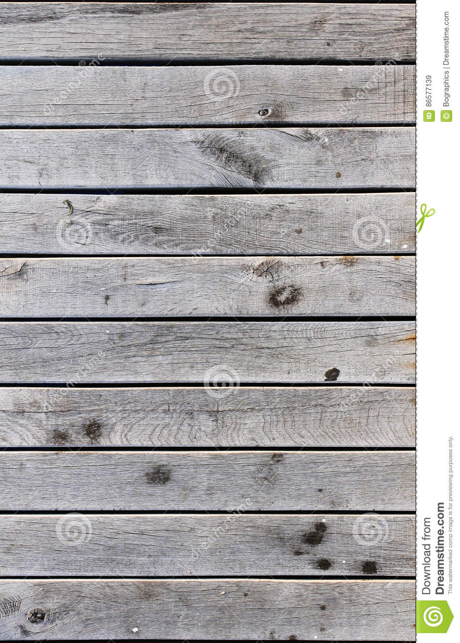 Detailed old wood planks texture