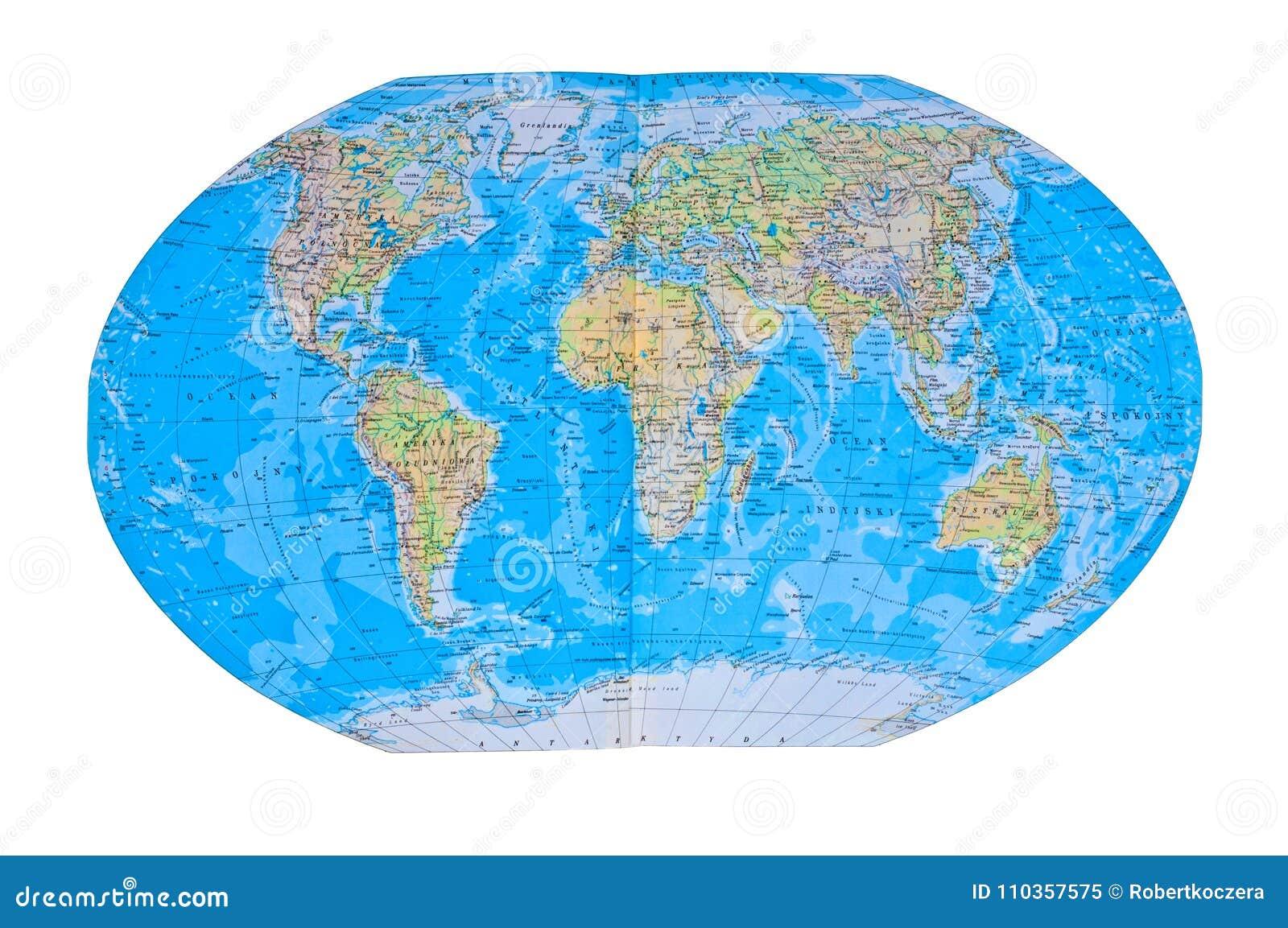 Detailed world map stock illustration illustration of australia detailed world map royalty free illustration download gumiabroncs Choice Image