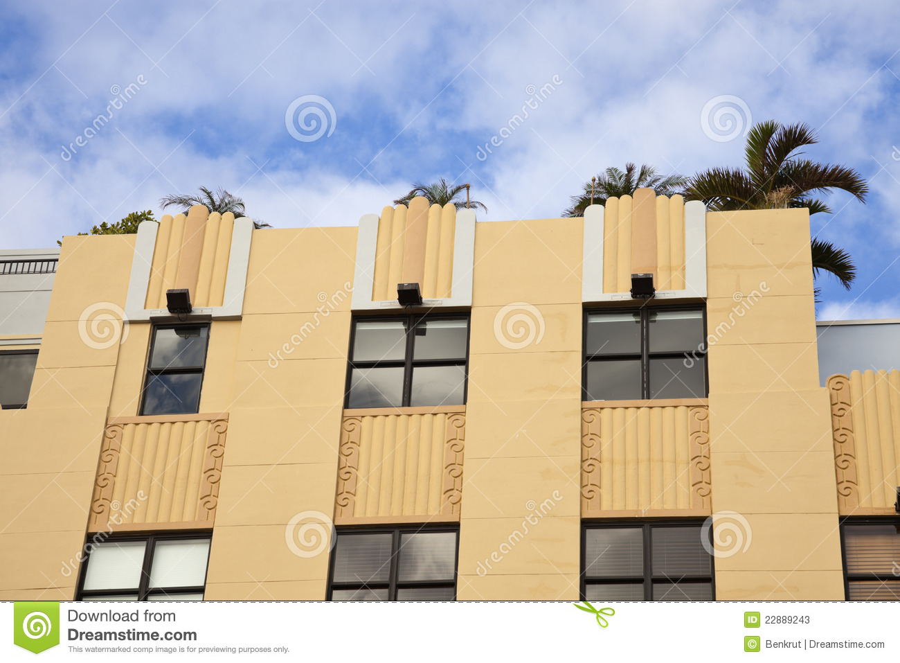 Details of art deco architecture stock image image 22889243 for Art deco architectural details
