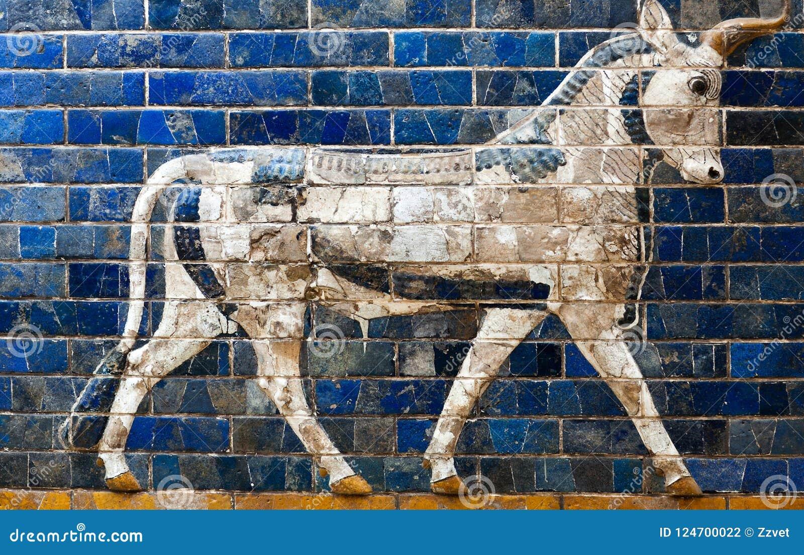 Details van de Piek van Babylonian Ischtar