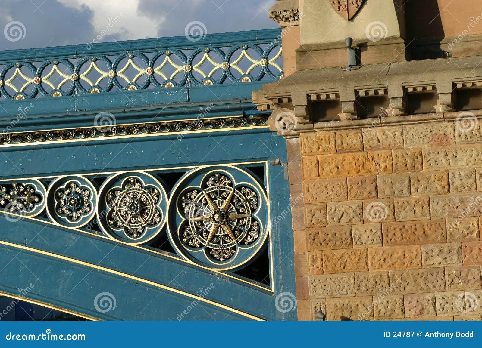 Detalhe da ponte