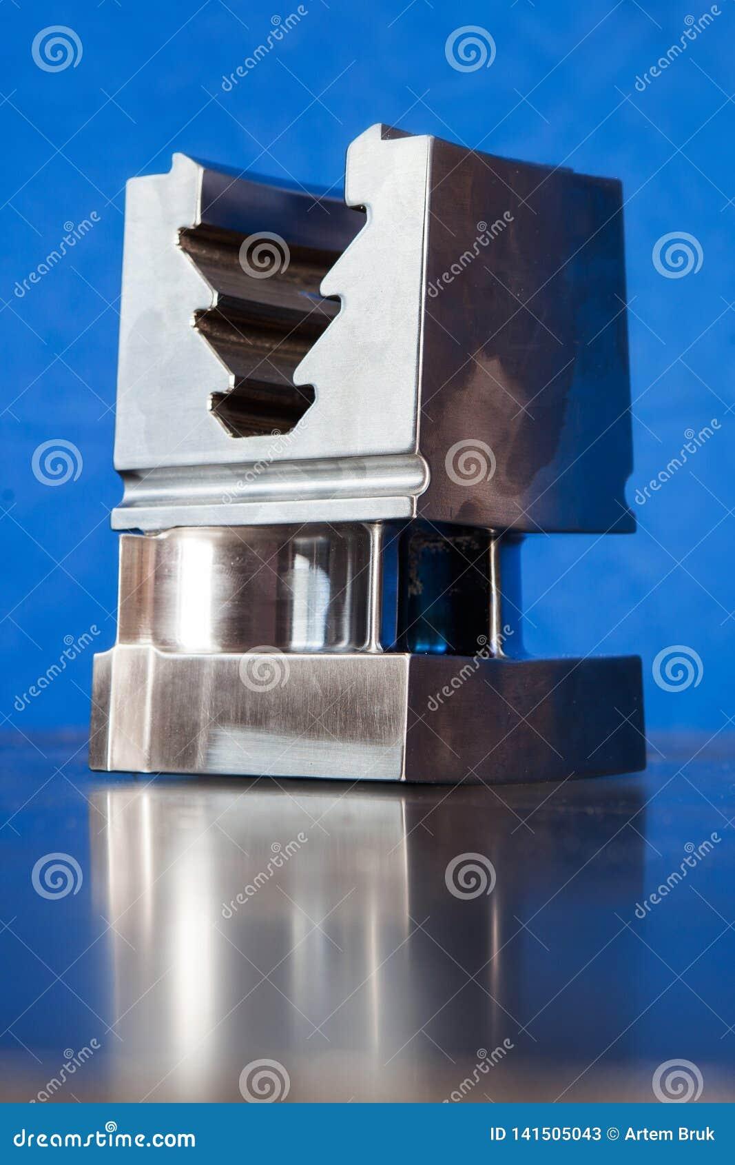 Detalhe vazio do anel do motor de turbina