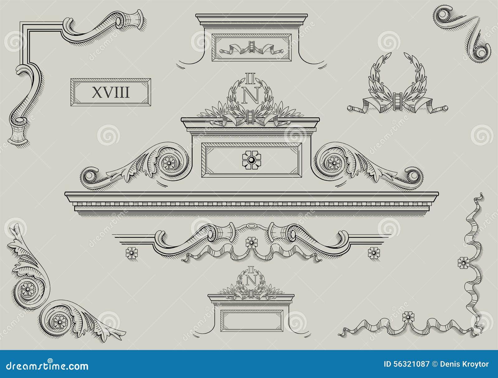 Detalhes arquitectónicos