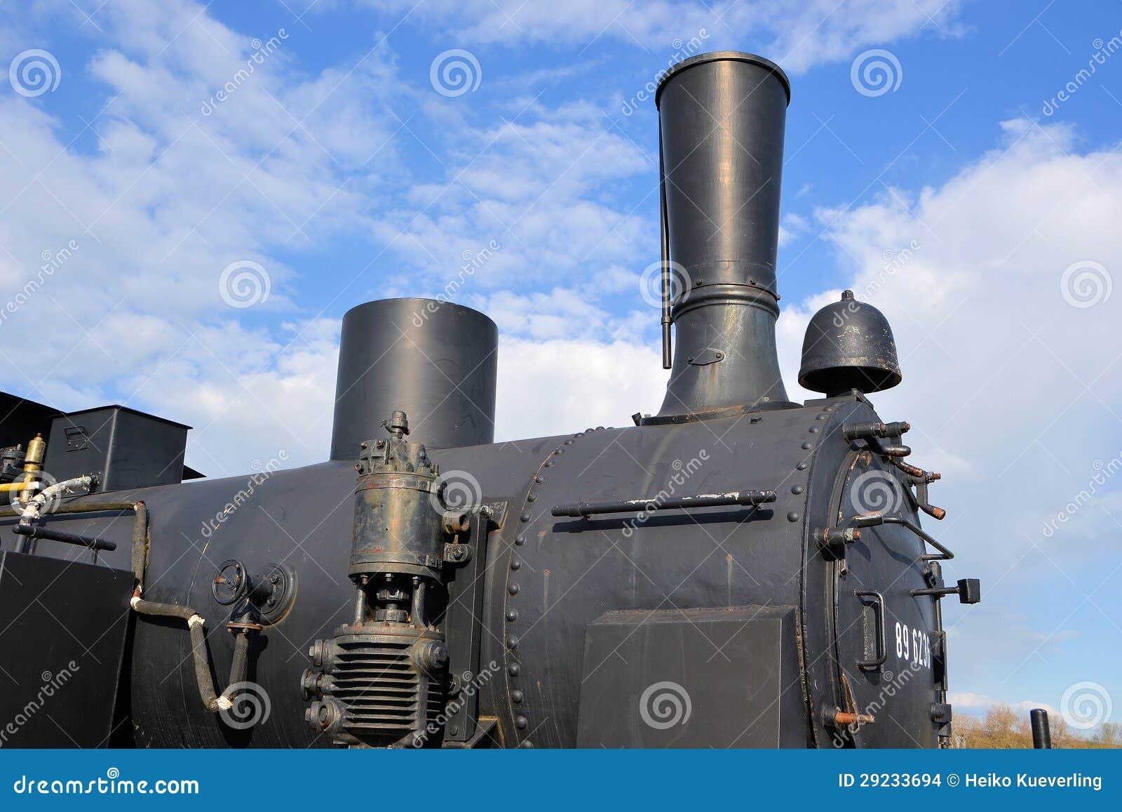 Download Detalhes De Uma Locomotiva De Vapor Histórica Foto de Stock - Imagem de histórico, partida: 29233694