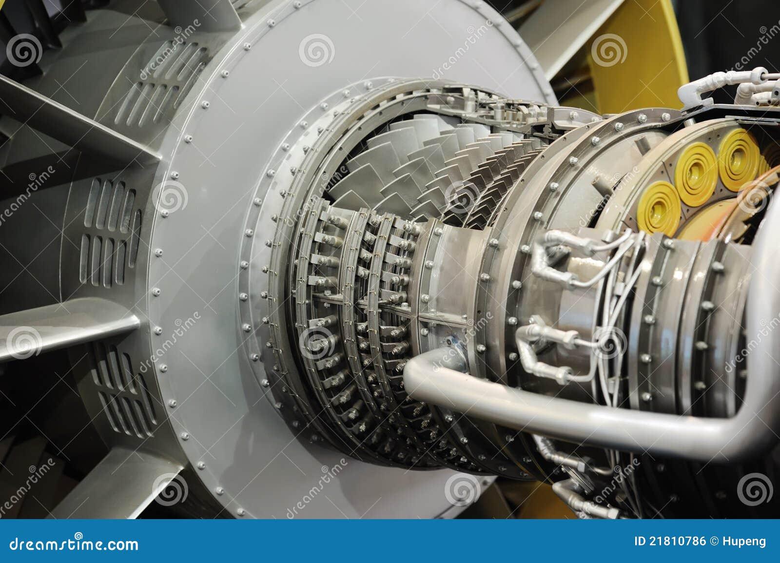 Detaljmotorstråle