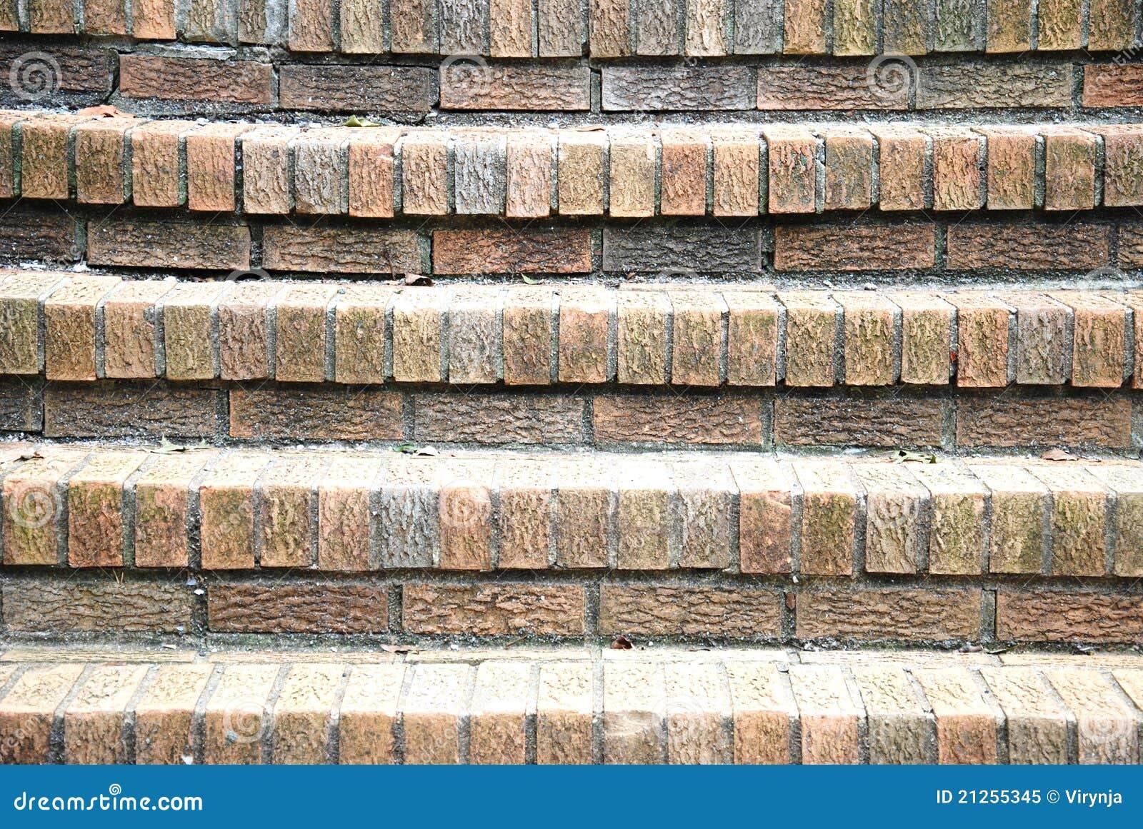 Detalle de una escalera de piedra foto de archivo libre de - Escalones de piedra ...