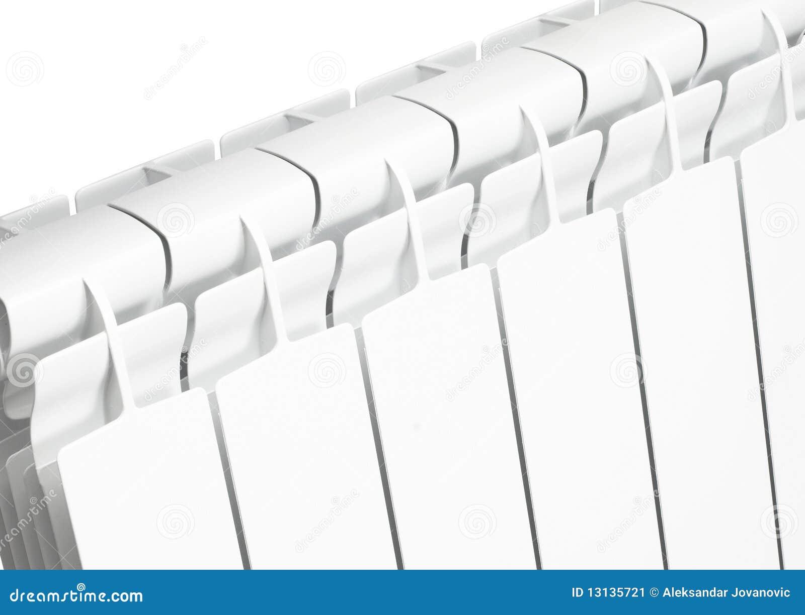 Detalle del radiador