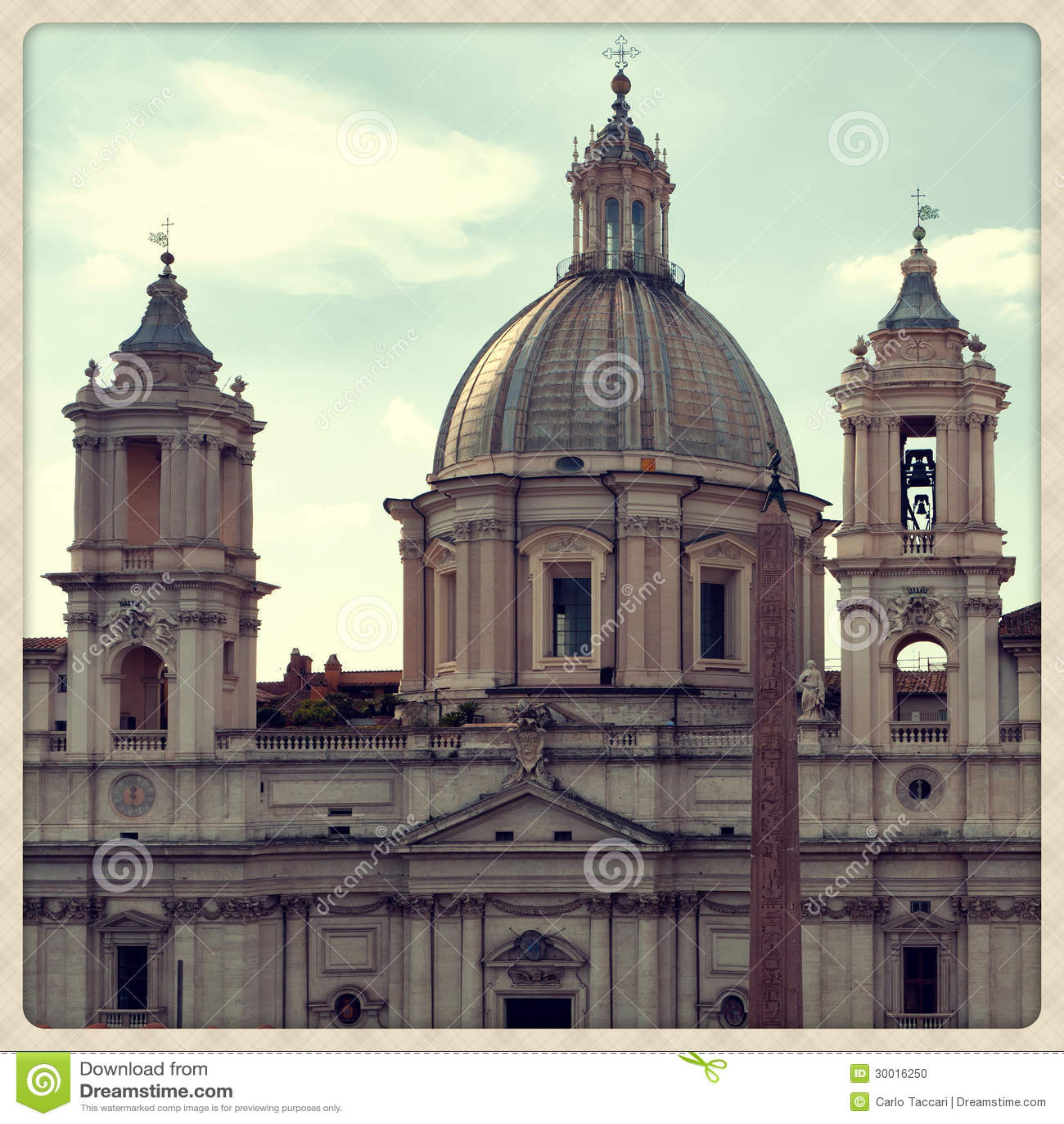 Iglesia de Sant Agnese en Agone