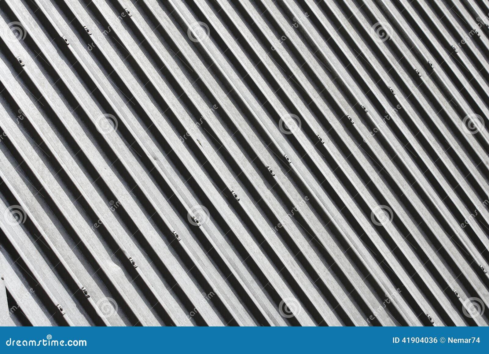 Detalle y fondo de la textura del metal
