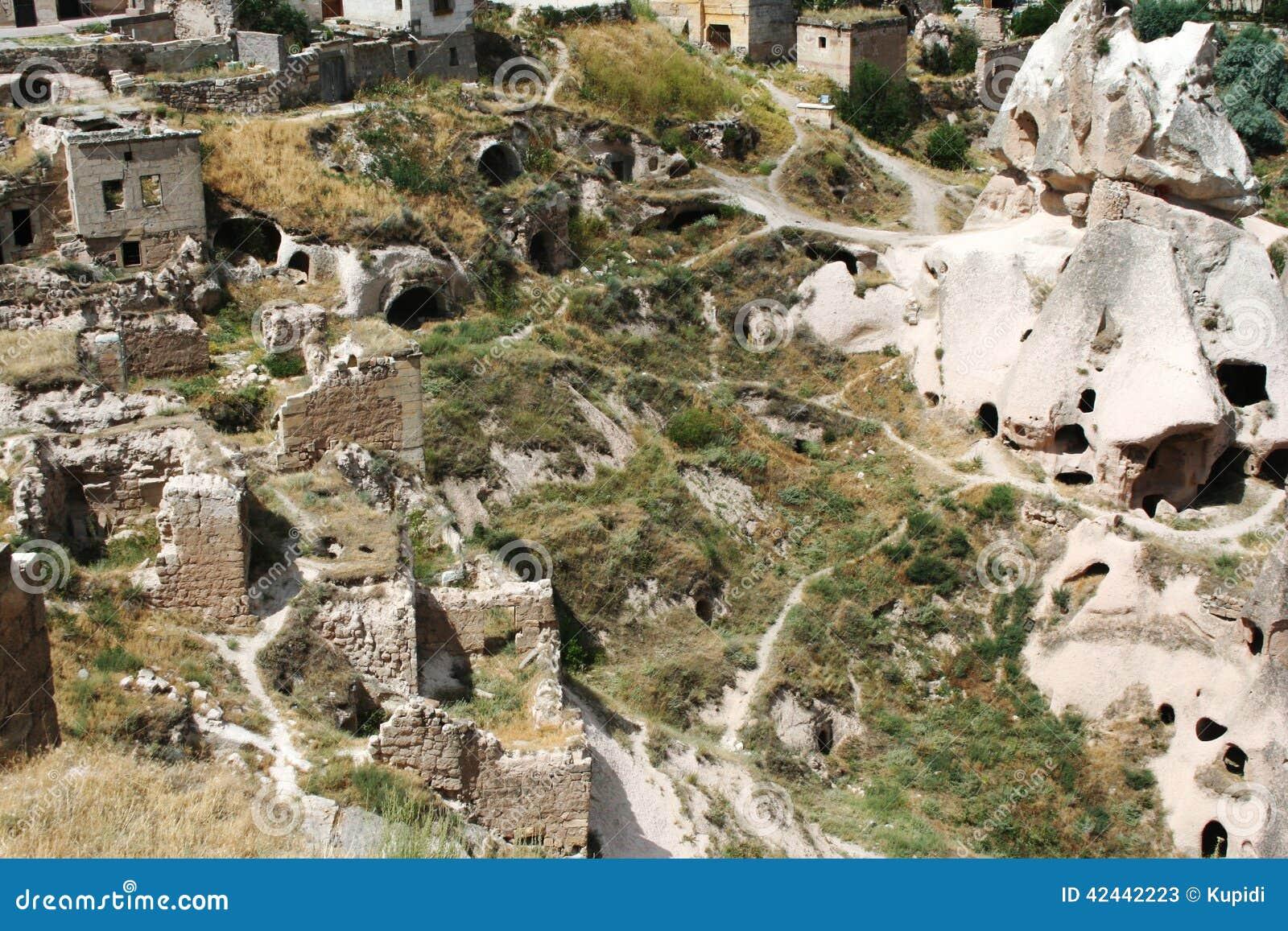 Detalles de Cappadocia
