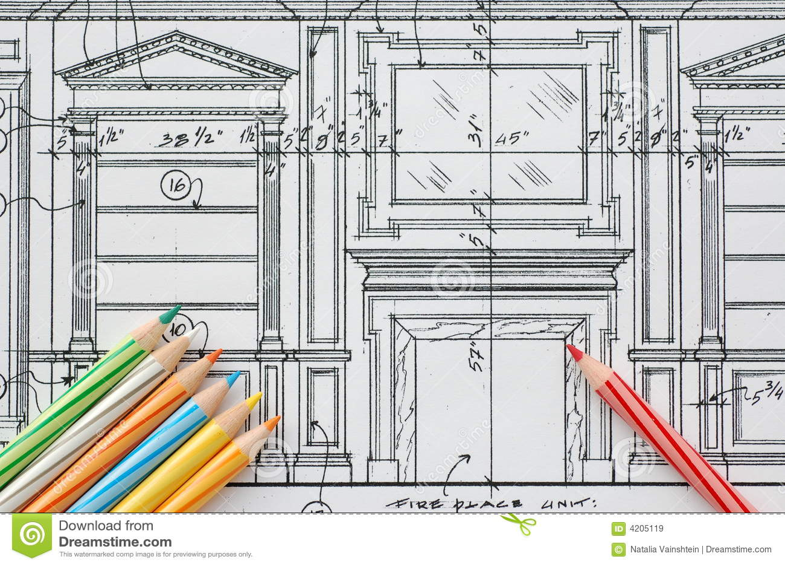 Detalles del diseño interior