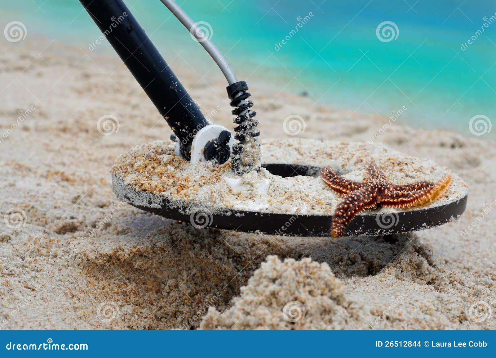 Detecção da praia
